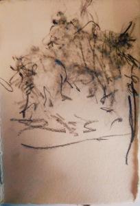 ''homage to Goya''