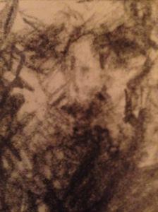''Van Gogh as old man''